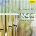BACH, J.S.: Essential Bach Organ Works