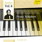SCHUBERT, F.: Piano Works, Vol. 8 (Oppitz) - Piano Sonatas Nos. 7 and 13 / Fantasie, D. 2e / Minuets, D. 277a, 334
