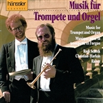SCHECK, Rudi: Music for Trumpet and Organ