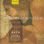 J.S. Bach: Mass in F Major, BWV 233 & Mass in A Major, BWV 234
