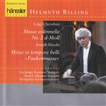 Cherubini: Missa solemnis No. 2 in D Minor – Haydn: Mass in C Major, Hob. XXII:9