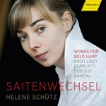 Saitenwechsel: Works for Solo Harp