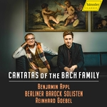 Cantatas of the Bach Family