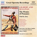 SULLIVAN: Pirates of Penzance /  Trial by Jury (D'Oyly Carte) (1949)