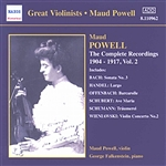 POWELL, Maud: Complete Recordings, Vol.  2 (1904-1917)