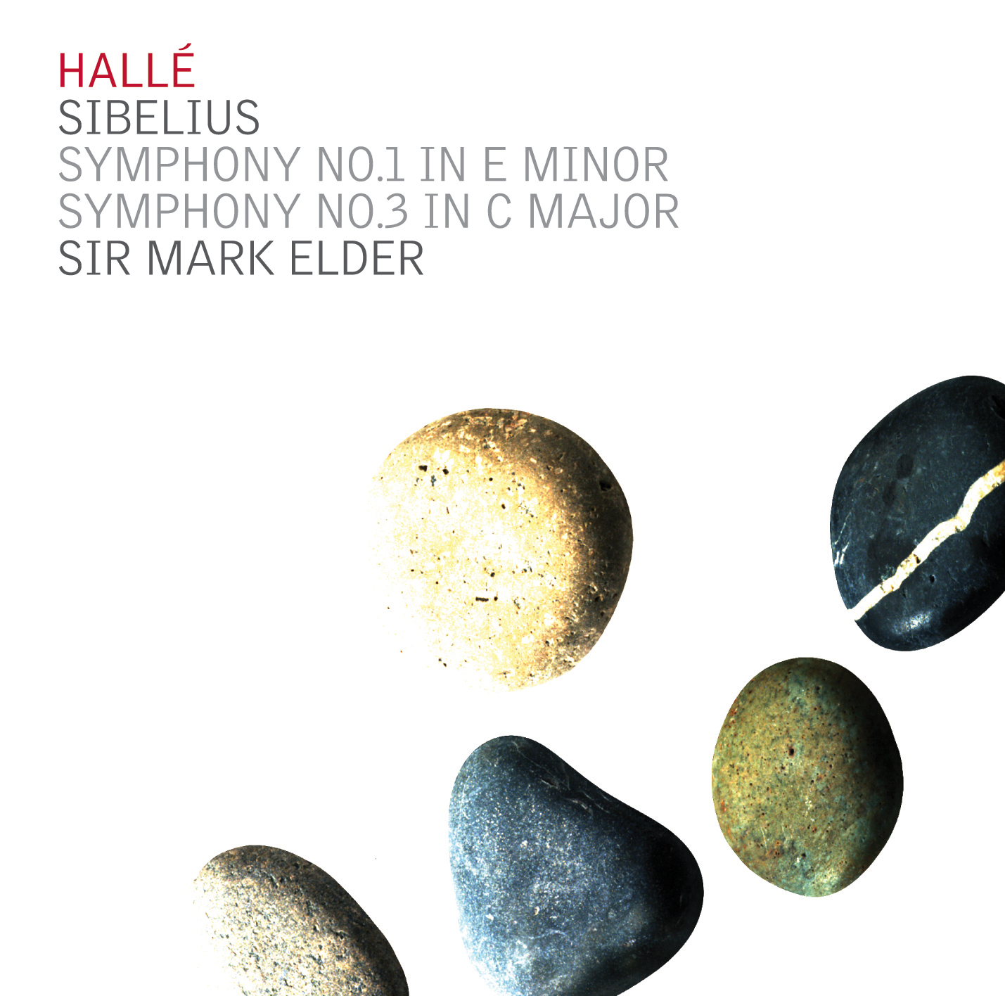 Sibelius: Symphony No.1 and 3
