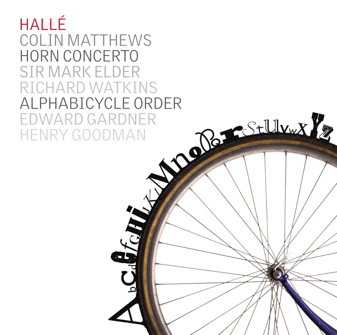Matthews: Horn Concerto • Alphabicycle Order