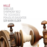Sibelius - Symphony No.2 / The Oceanides / Pohjola's Daughter
