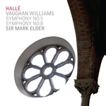 Vaughan Williams Symphony No. 5 & No. 8