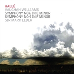 R V Williams - Symphonies 4 & 6