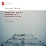 Brahms: Piano Quintet/ Three Intermezzi/Intermezzo