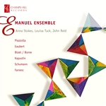 Selected Works for Flute, Cello and Piano - Emanuel Ensemble