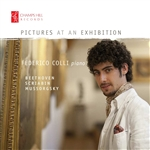 Beethoven/Scriabin/Mussorgsky - Pictures At An Exhibition
