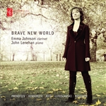 Brave New World - Emma Johnson
