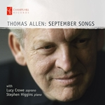 Thomas Allen: September Songs