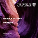 Vaughan Williams Dona Nobis Pacem / Bernstein Chichester Psalms