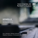 Howells - Cello Concerto / An English Mass