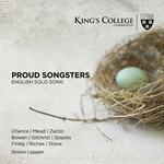 Proud Songsters - English Solo Song