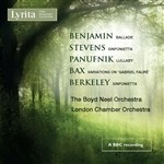 Benjamin - Stevens - Panufni - Bax - Berkeley - Works for String Orchestra