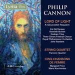 Philip Cannon - Lord Of Light etc