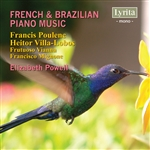 French and Brazilian Piano Music