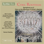 Cyril Rootham - Symphony No.2/Ode on the Morning of Christ's Nativity