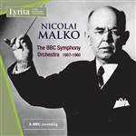 Nicolai Malko Conducts the BBC Symphony Orchestra