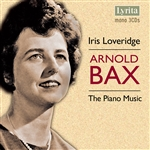 Arnold Bax The Piano Music