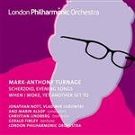 TURNAGE, M.-A.: Scherzoid / Evening Songs / When I Woke / Yet Another Set To (Finley, C. Lindberg, London Philharmonic, Nott, V. Jurowski, Alsop)