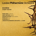 DVORAK, A.: Stabat Mater (J. Watson, Peckova, Auty, Rose, London Philharmonic Choir and Orchestra, N. Jarvi)