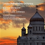 Rachmaninoff: Symphony No. 3 in A Minor, Op. 44 & 10 Songs