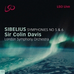 Sibelius: Symphonies Nos 5 and 6
