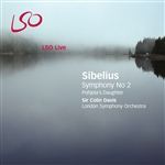 Sibelius: Symphony No 2 /  Pohjola's Daughter