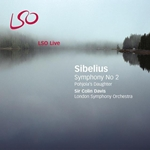 Sibelius: Symphony No.2 / Pohjola's Daughter