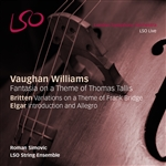 Vaughan Williams -  Fantasia on a Theme by Thomas Tallis etc