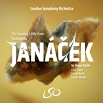 Janacek; The Cunning Little Vixen/Sinfonietta