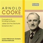 Arnold Cooke