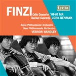 Finzi: Clarinet & Cello Concertos