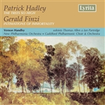 Hadley: The Trees So High/Finzi: Intimations of Immortality