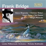 Frank Bridge - Dance Rhapsody etc