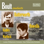 Boult Conducts Butterworth/Howells/Hadley & Warlock