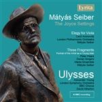 Matyas Seiber - The Joyce Settings