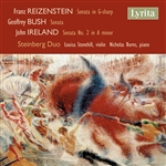 Reizenstein/Bush/Ireland - Violin Sonatas