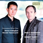 Sherwood & Parry: Music for 2 Pianos