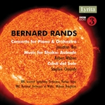 Bernard Rands: Orchestral Works