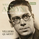 Alwyn: The Early String Quartets