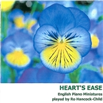 Heart's Ease - English Piano Miniatures