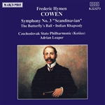 COWEN: Symphony No. 3 / Indian Rhapsody