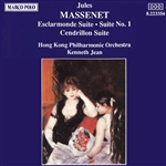 MASSENET: Escarlmonde Suite / Suite No. 1 / Cendrillon Suite