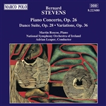 STEVENS, B.: Piano Concerto / Dance Suite / Variations